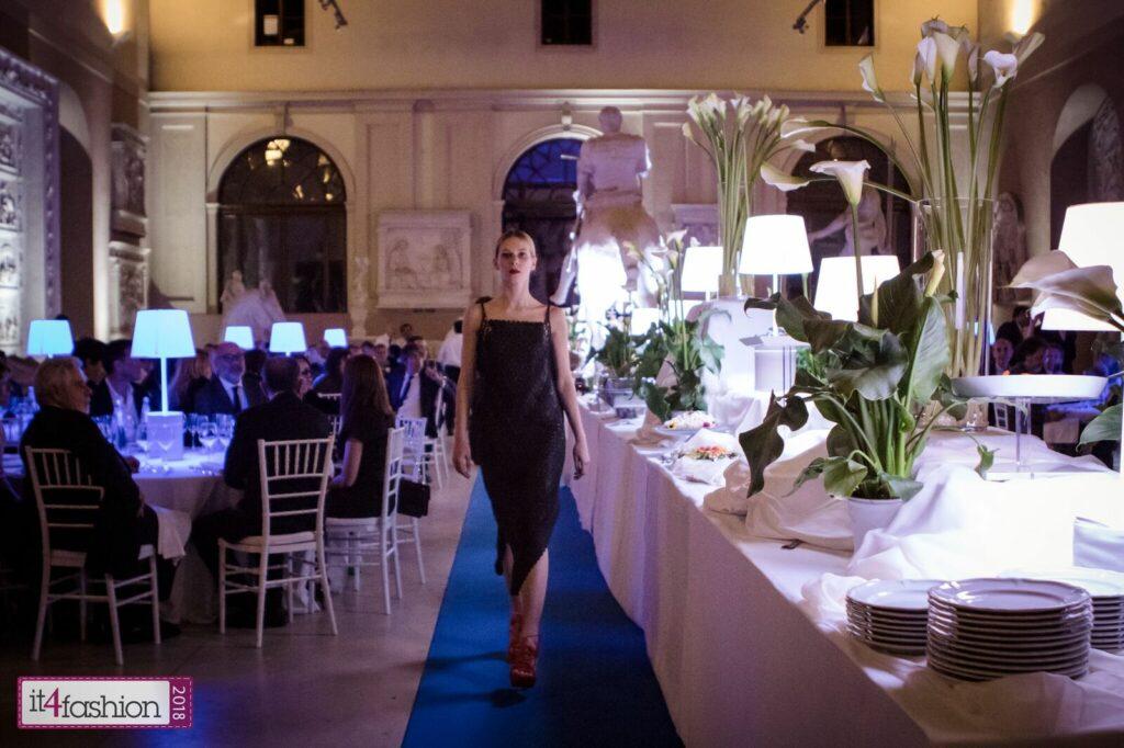 Danit Peleg Fashion Show, Gipsoteca Istituto d\'Arte Aprile 2018