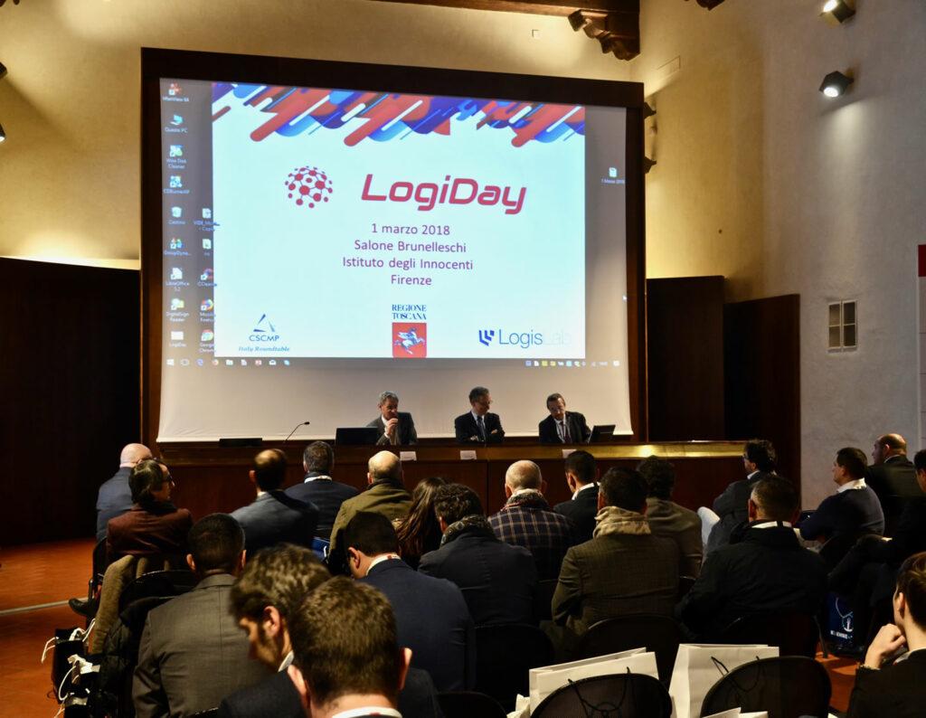 Meeting Logiday 2018 Firenze Istituto degli Innocenti Marzo 2018